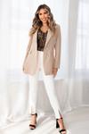 Sara blazer beige