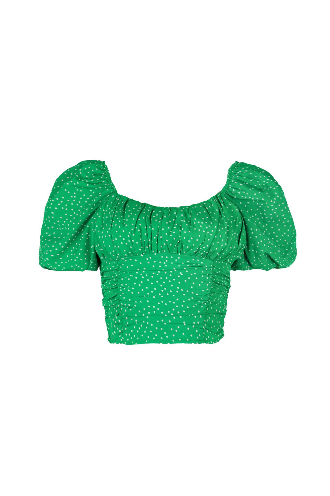 Top Britt groen