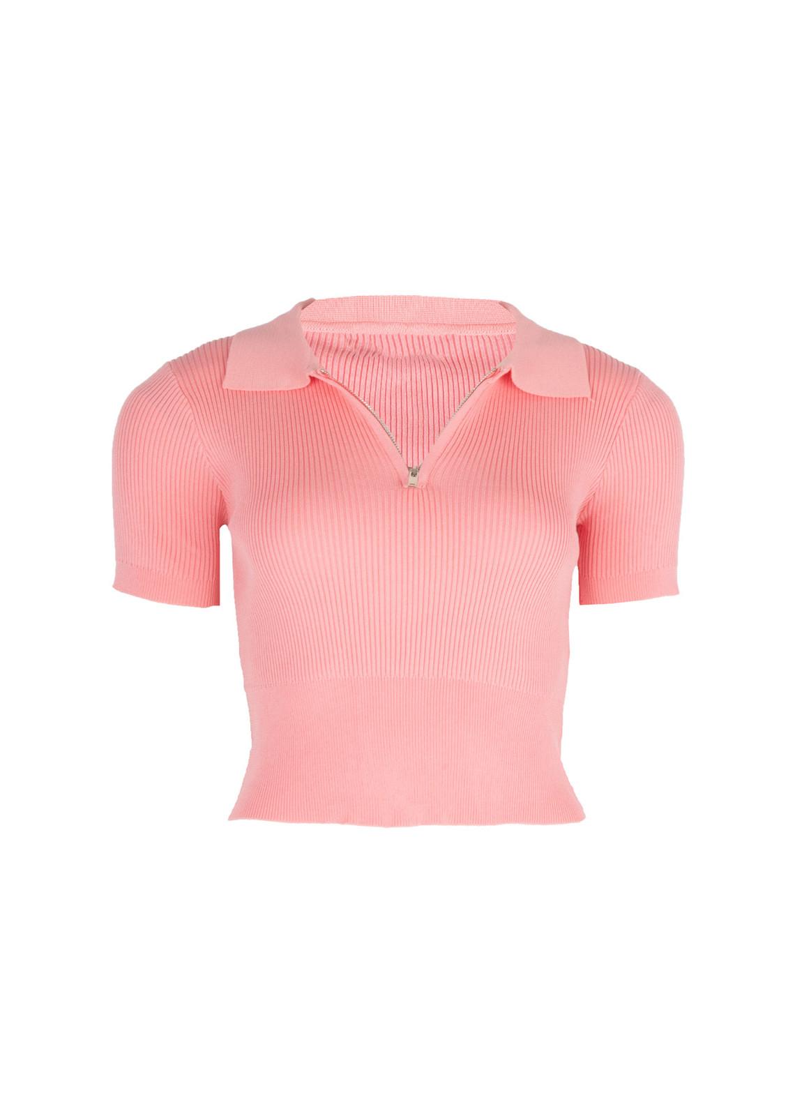 Basic top Pam roze