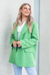 Blazer Emily green