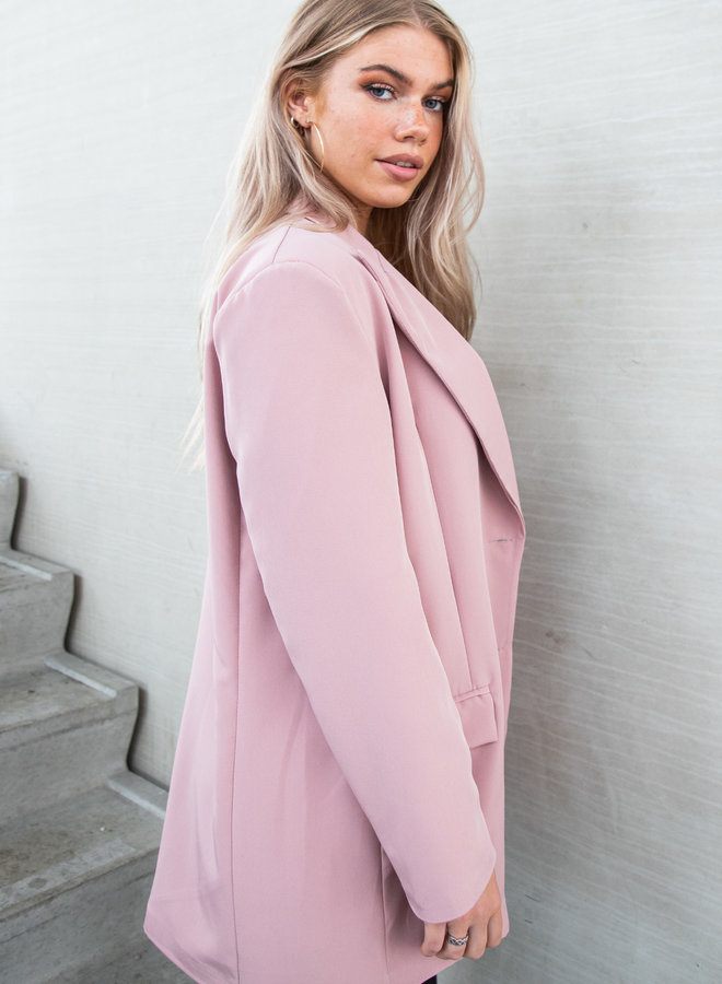 Blazer Emily pink