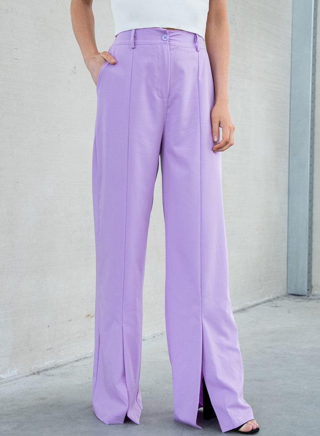 Pantalon Sacha lila