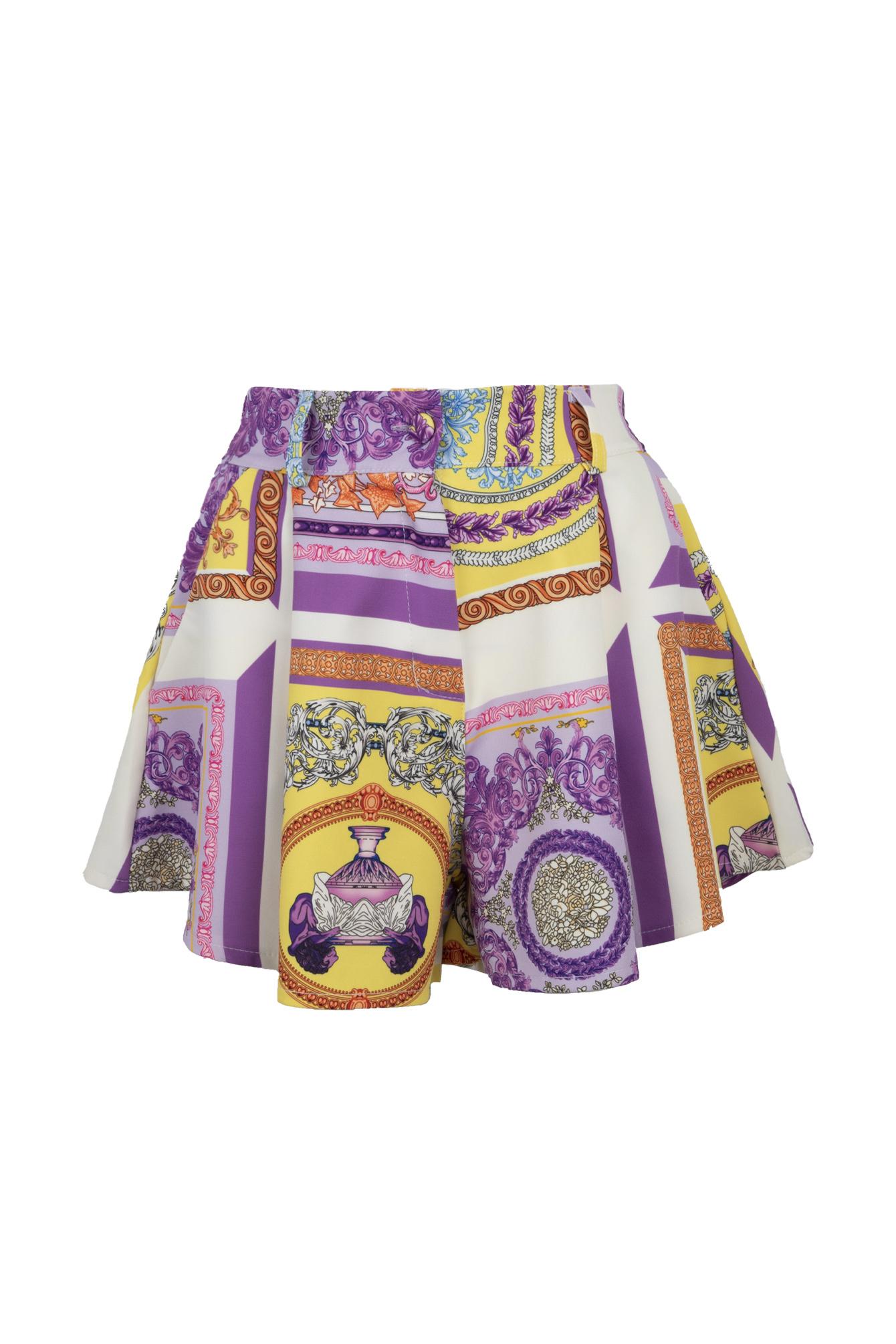 Short Joy lila