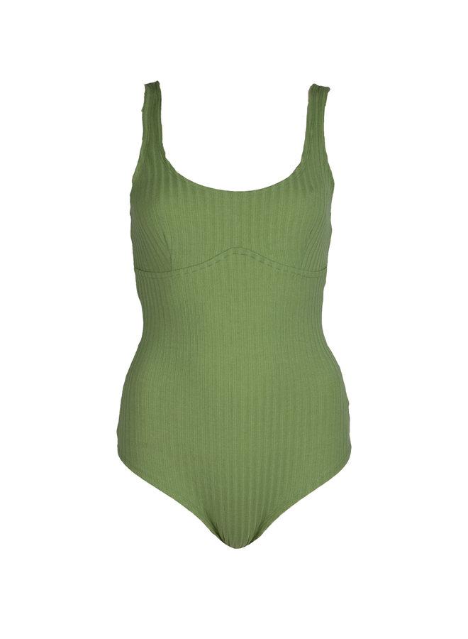 Bodytop Lieke groen