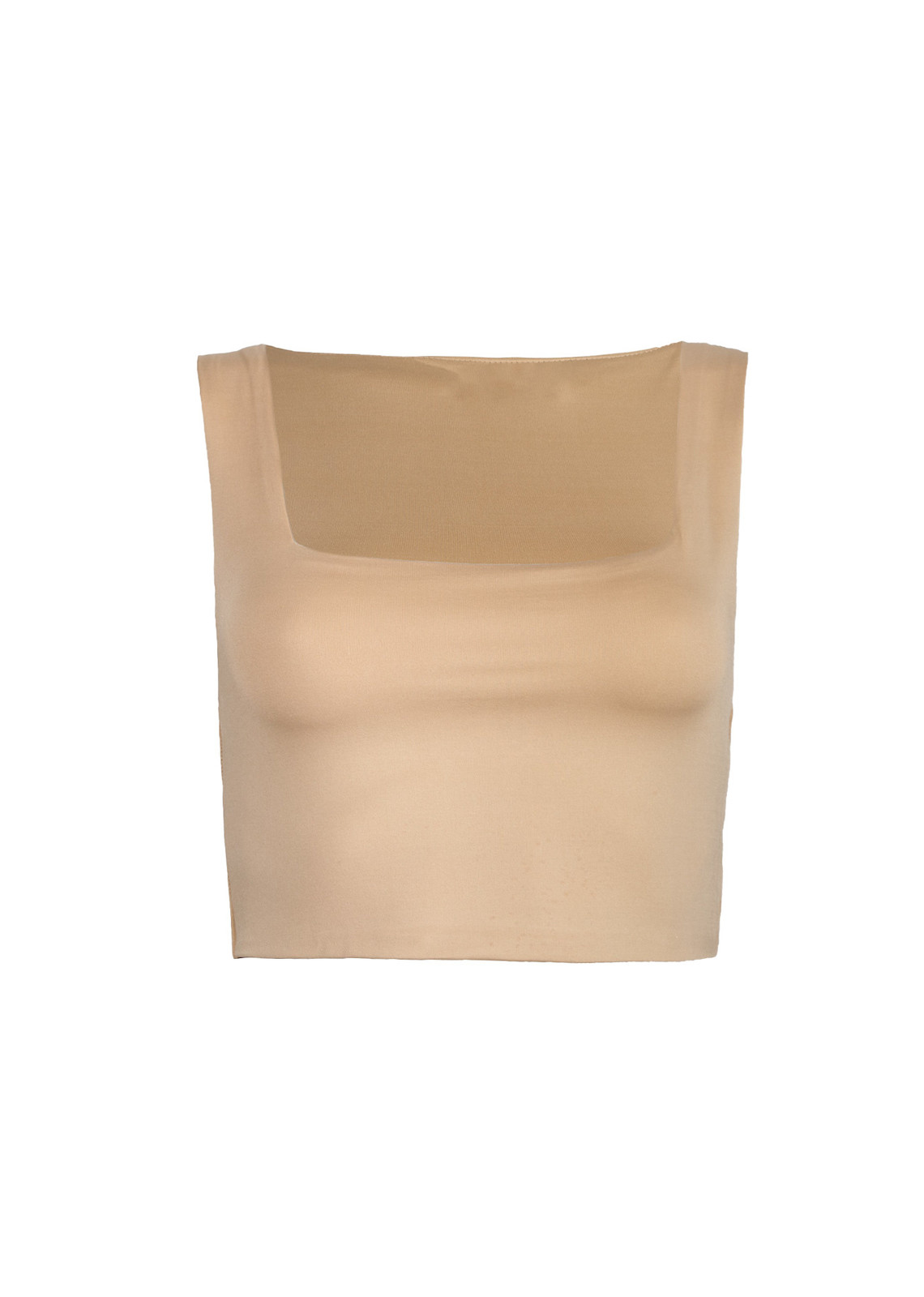 Basic top Silva beige