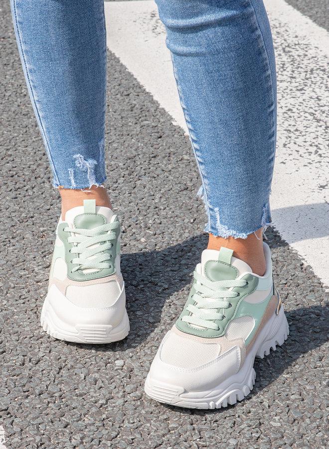 Dad sneaker Lauren