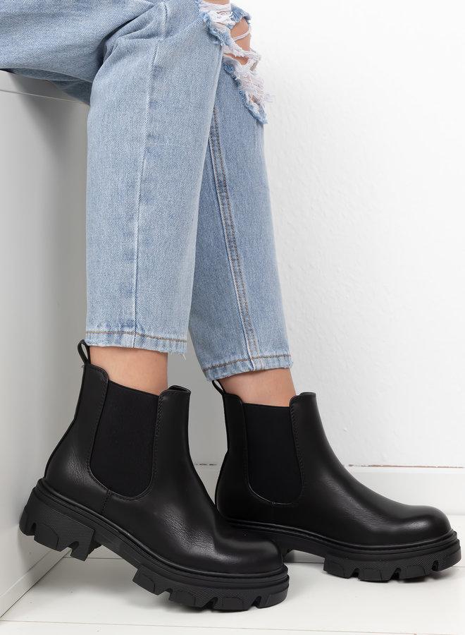 Boots Kiera zwart