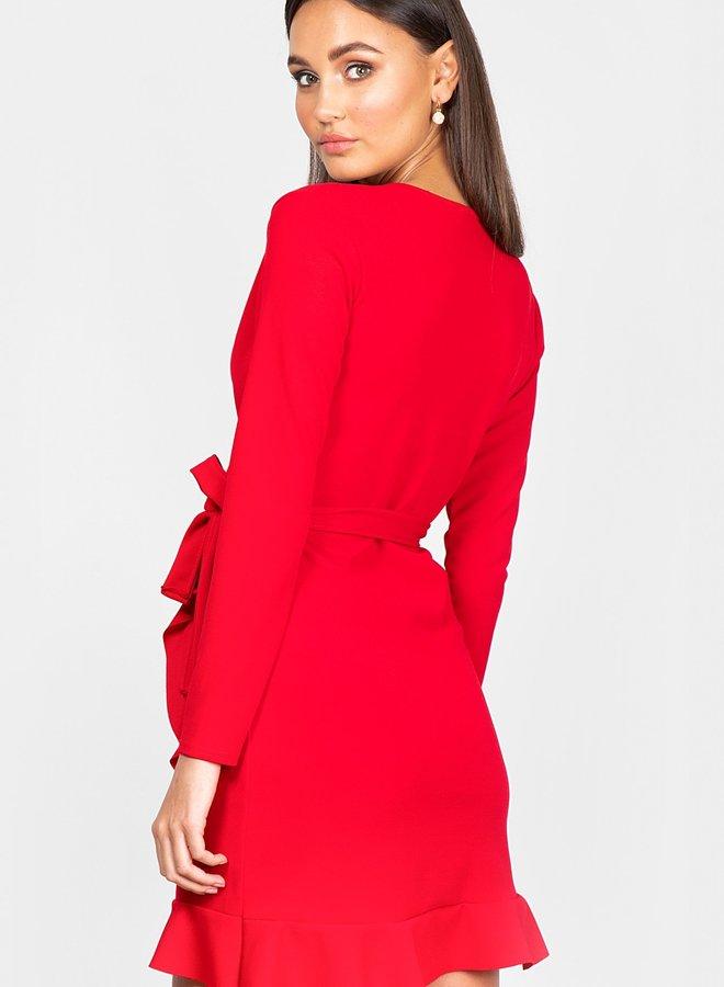 Jurkje Selena rood