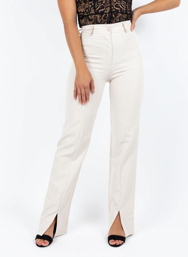 Pantalon Valerie off white