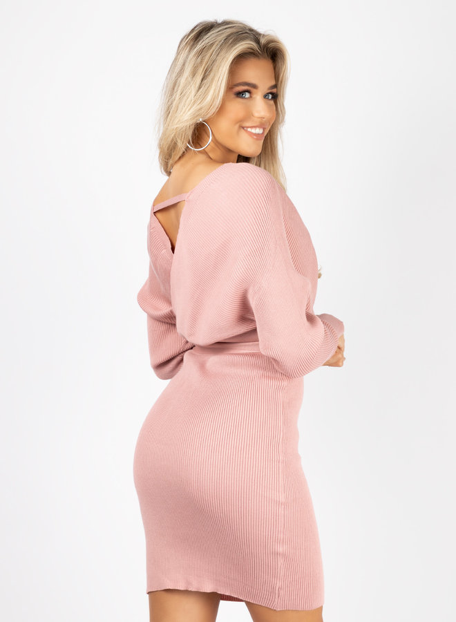 Dress Tara pink