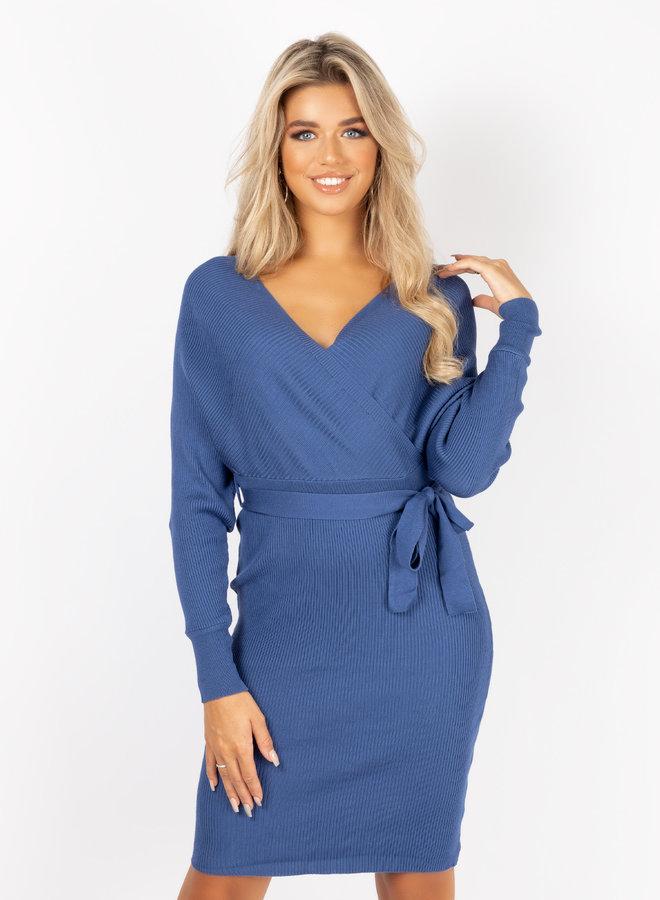 Dress Tara blue