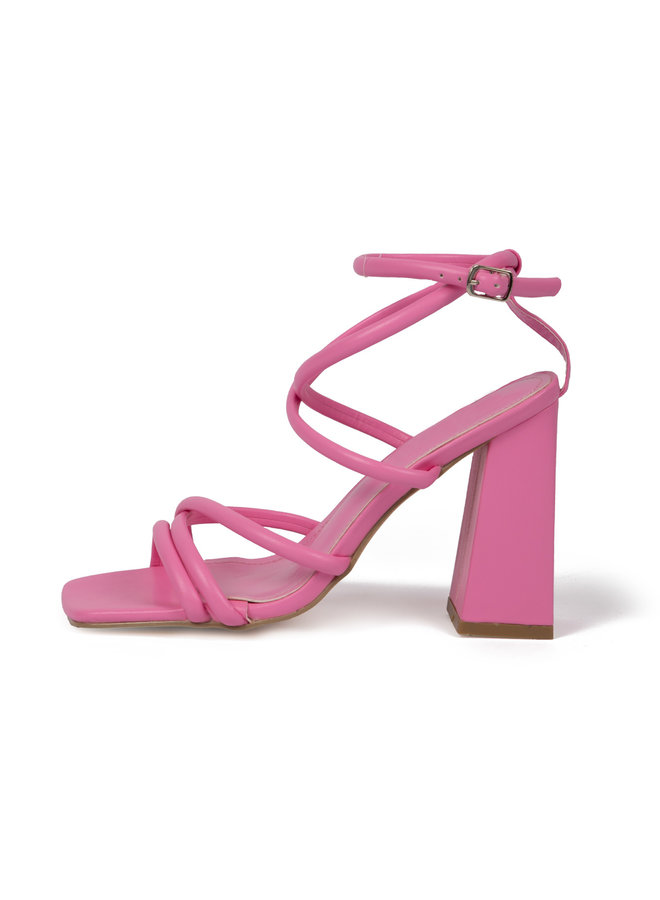 Sandaal Carly roze