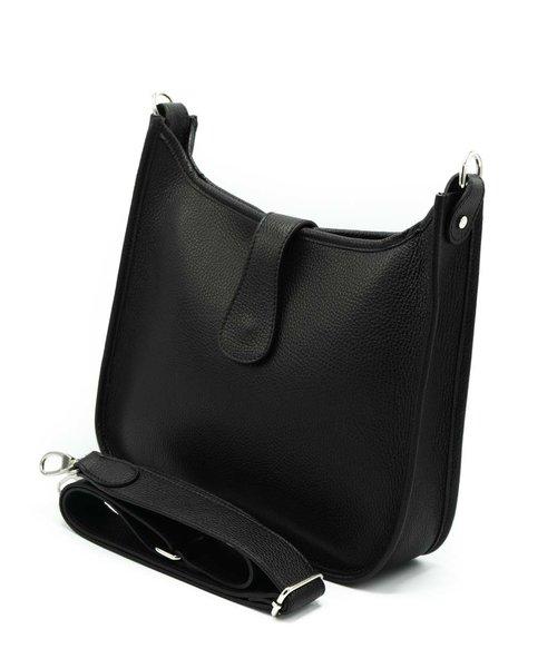 Valerie - Classic Grain - Crossbody bags - Black - D28