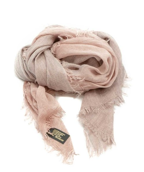 Hayley -  - Effen sjaals - Roze -