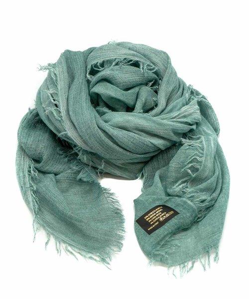 Hayley -  - Effen sjaals - Blauw - Licht