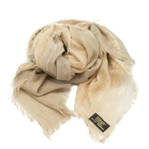 Hayley -  - Effen sjaals - Beige -