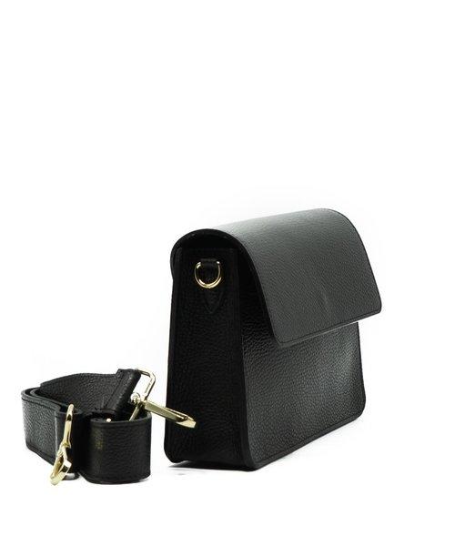 Hannah - Classic Grain - Crossbody bags - Black - D28