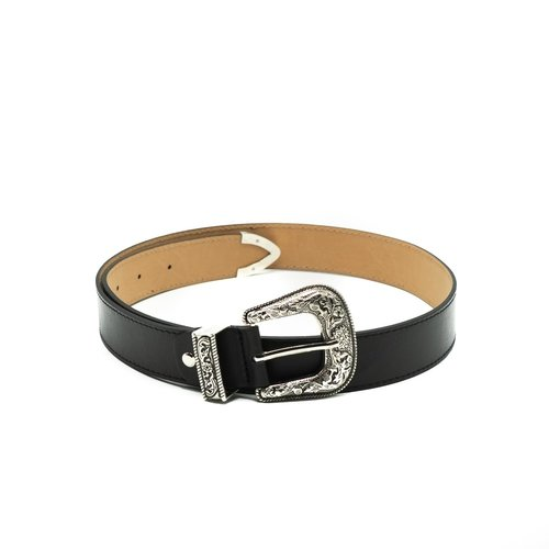 Anna -  - Belts with buckles - Black -