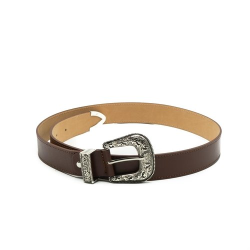 Anna -  - Belts with buckles - Brown -