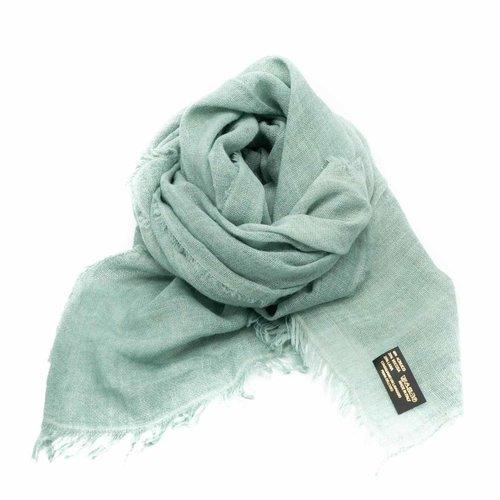 Melody -  - Effen sjaals - Blauw -