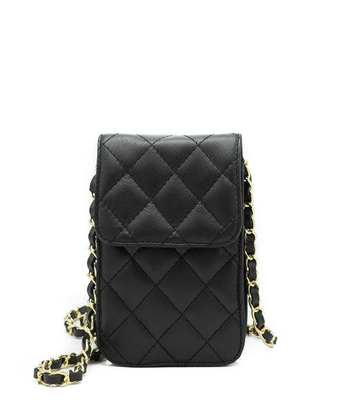 Daisy - Sauvage - Crossbody bags - Black -