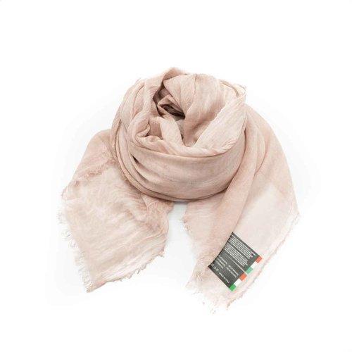 Isabella -  - Effen sjaals - Roze -