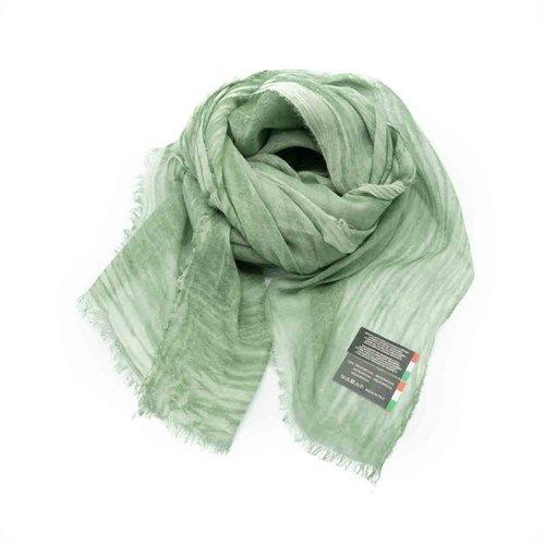 Isabella -  - Effen sjaals - Groen - Blad