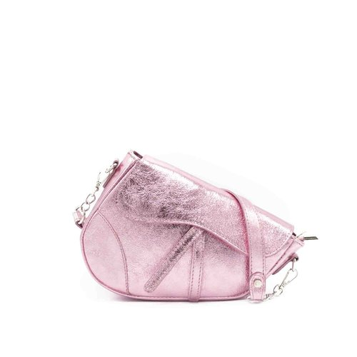 Gigi - Metallic - Crossbodytassen - Roze -