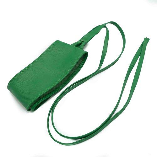 Lily -  - Wikkelriemen - Groen - Verde