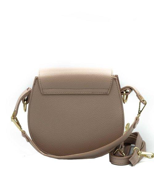 Gianna - Classic Grain - Crossbody bags - Pink - D68