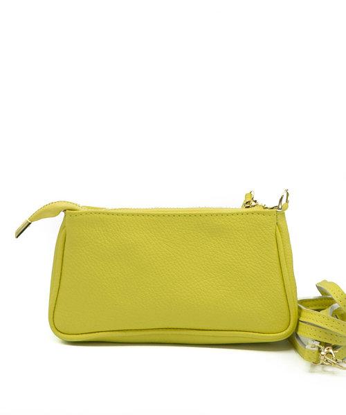 Amelia - Classic Grain - Crossbody bags - Yellow - D84