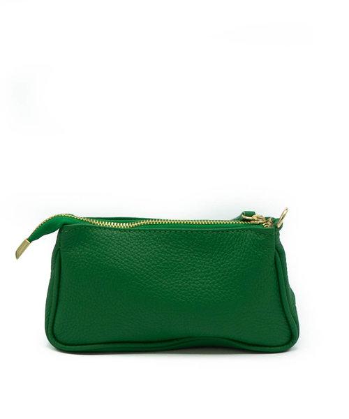 Amelia - Classic Grain - Crossbody bags - Green - D47