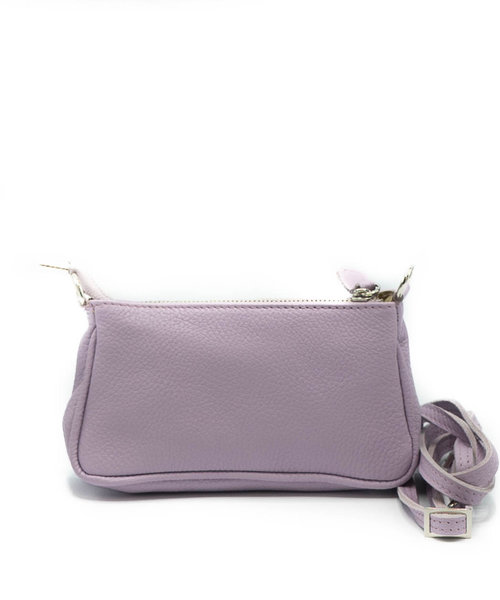 Amelia - Classic Grain - Crossbody bags - Purple - D55