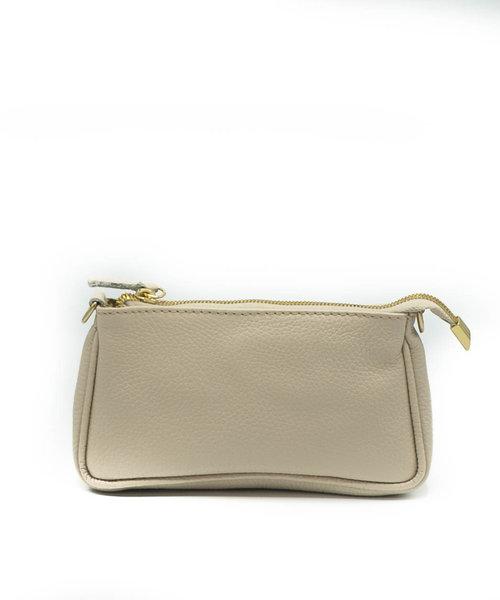 Amelia - Classic Grain - Crossbody bags - White - D37