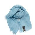Julia -  - Effen sjaals - Blauw -