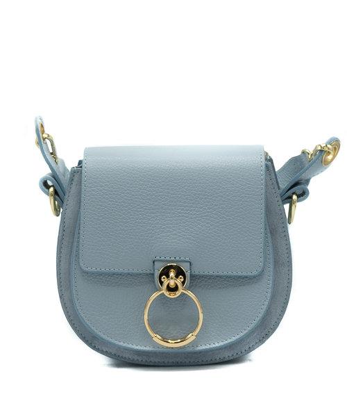 Gianna - Classic Grain - Crossbody bags - Blue - D92