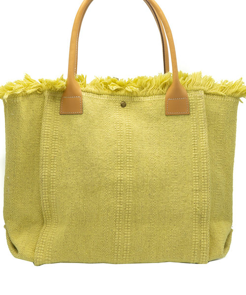 Summer - Canvas - Shoulder bags - Yellow -