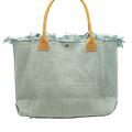 Summer - Canvas - Shoulder bags - Blue -