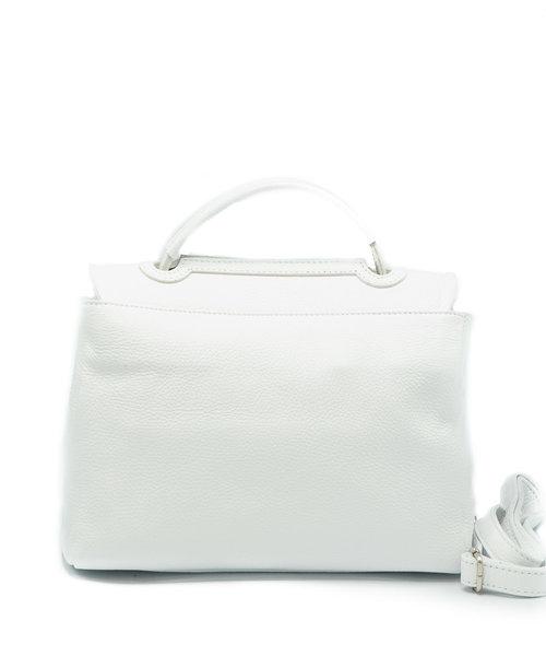 Callie - Classic Grain - Hand bags - White - D01