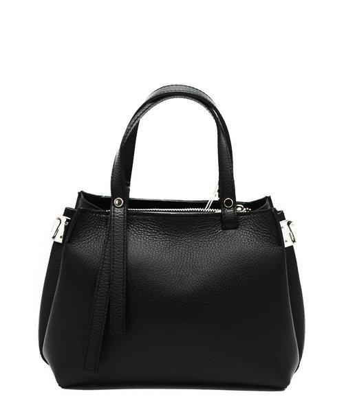 Paige - Classic Grain - Hand bags - Black - D28