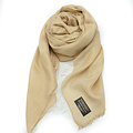 Angela -  - Effen sjaals -  - Goud