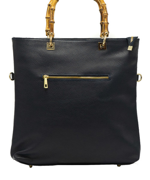 Astrid - Classic Grain - Hand bags - Blue - D26