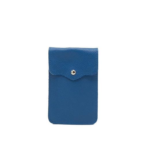 Nieuw Pona - Classic Grain - Crossbodytassen - Blauw - D22