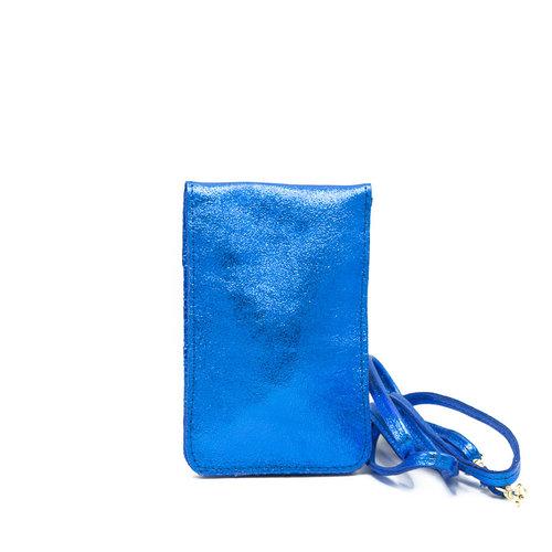 Nieuw Pona - Metallic - Crossbodytassen - Blauw - Kobalt