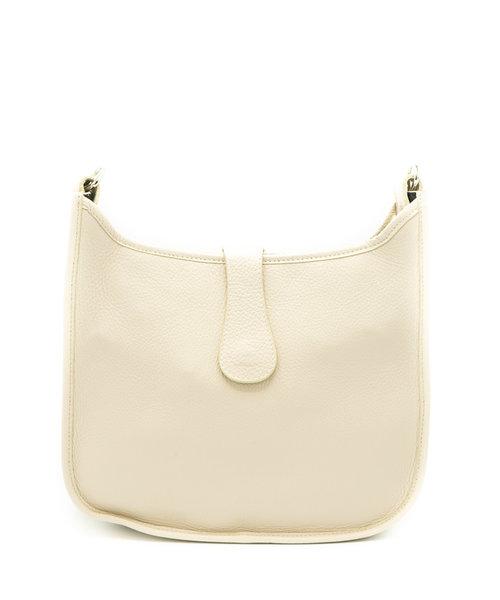 Valerie - Classic Grain - Crossbody bags - White - D37