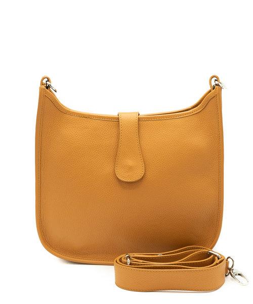 Valerie - Classic Grain - Crossbody bags - Brown - D44