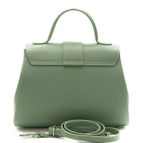 Marina - Classic Grain - Handtassen - Groen - D96