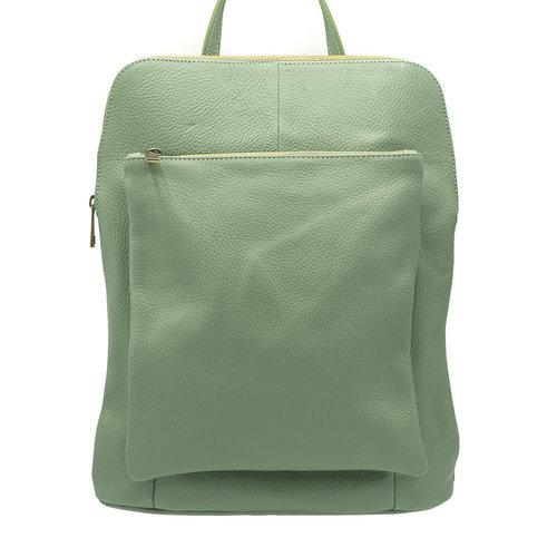 Harper - Classic Grain - Backpacks - Green - D96