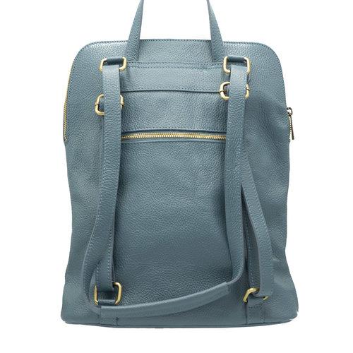 Harper - Classic Grain - Backpacks - Blue - D41