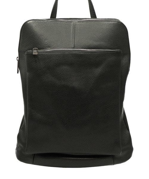 Harper - Classic Grain - Backpacks - Black - D28